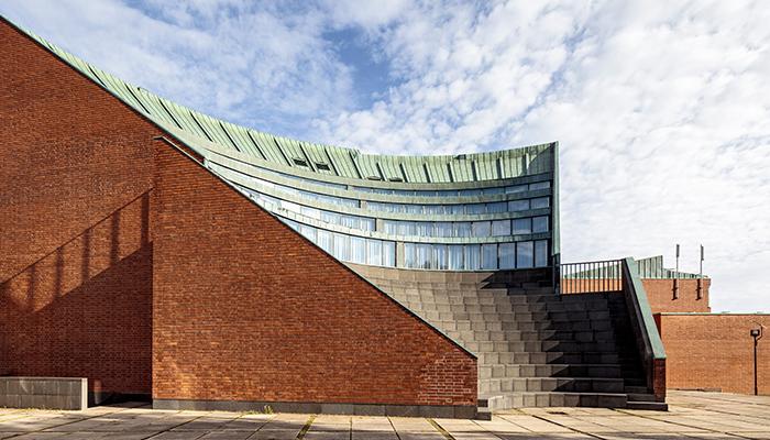 Picture of unit: Aalto University Undergraduate Centre