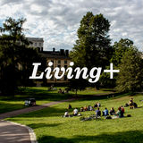 Aalto Living+ Platform banner image including the title Living+.