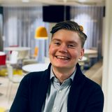 School of Business Alumni Ambassador Markus Helaniemi