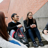 Aalto University students_photo by Aino Huovio