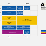 Study Structure of Wood Program 2020-21, Department of Architecture, Aalto University