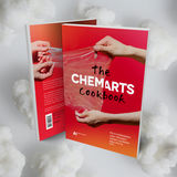 CHEMARTS Cookbook for material enthusiasts. Photo: Eeva Suorlahti