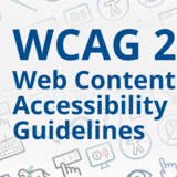 W3C Web Content Accessibility Guidelines