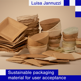 Near Futures Sustainable Packaging Material for User Acceptance