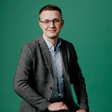 Portrait of Artem Makarov, Water and Environmental Engineering Master's student