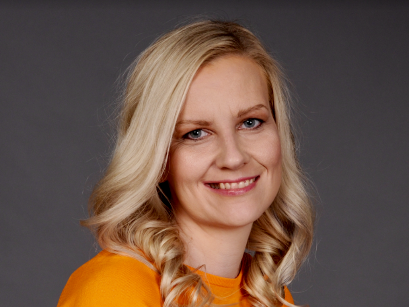 School of Business alumna: Anne Tolonen