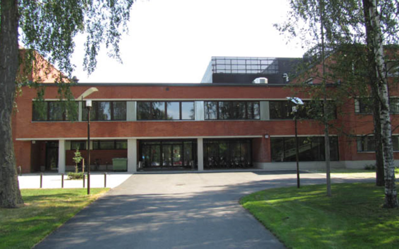 Otakaari 3. Aalto University Campus and Real Estate.