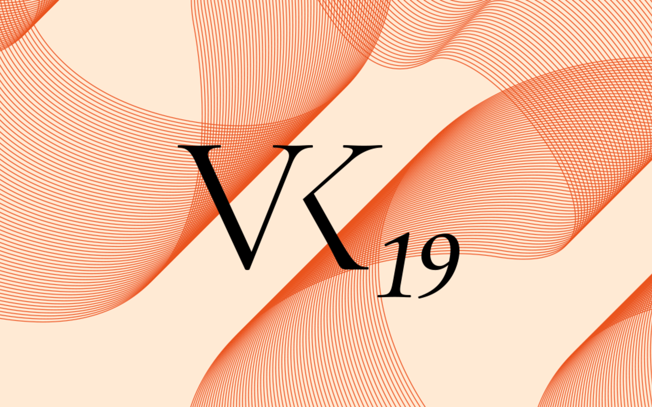 Visualizing Knowledge 2019 logo