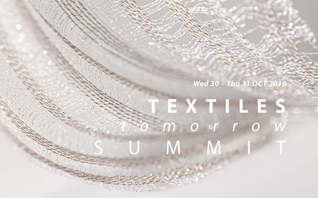 Textiles Tomorrow Summit