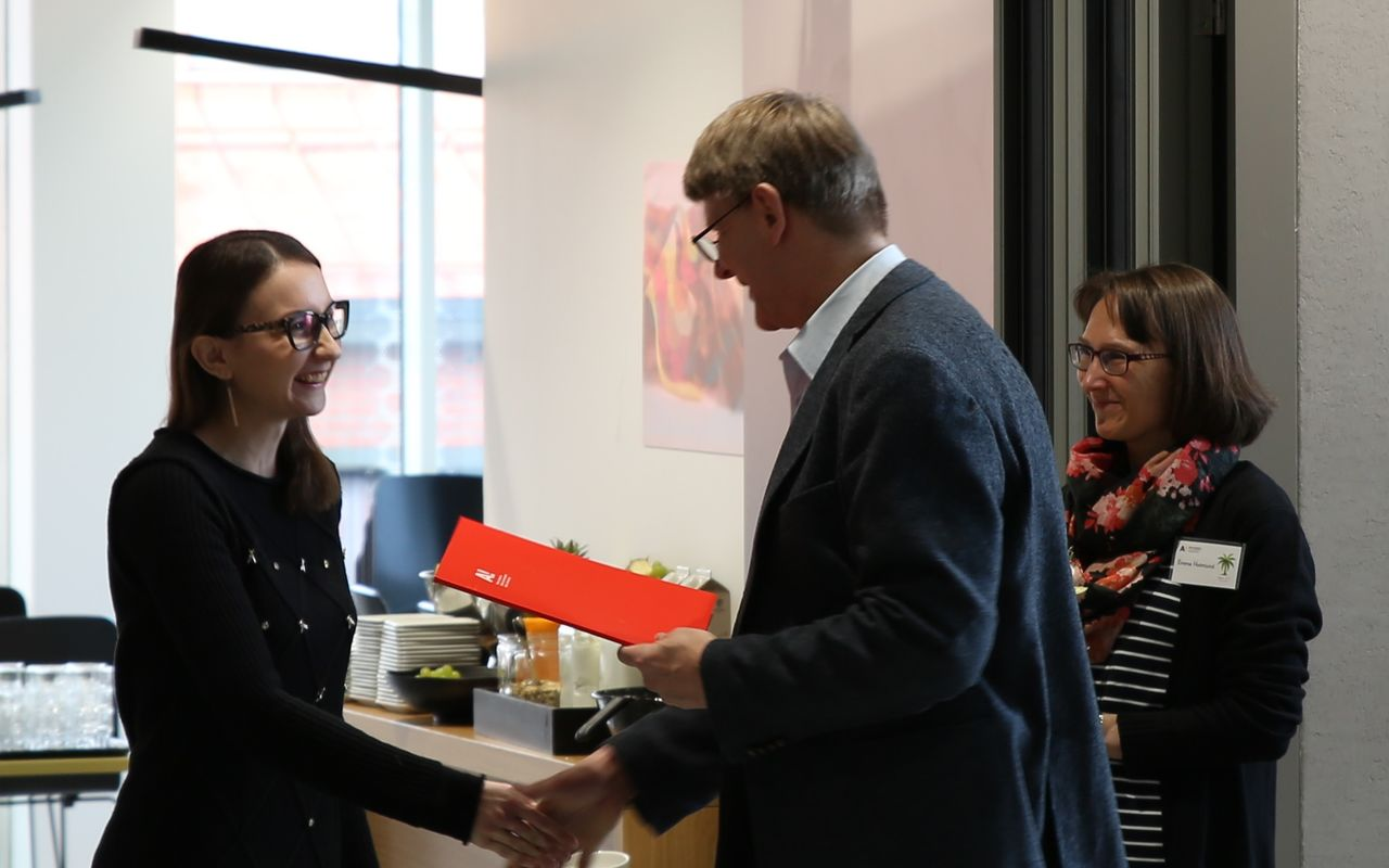 Dissertation awards of the School of Science Aalto University