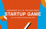 Banner photo for Startup Game event