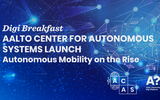 Digi Breakfast: ACAS launch: Autonomous Mobility on the Rise
