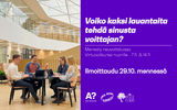 Aalto Junior Negotiation Course Banner