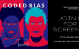 Film poster for Coded Bias