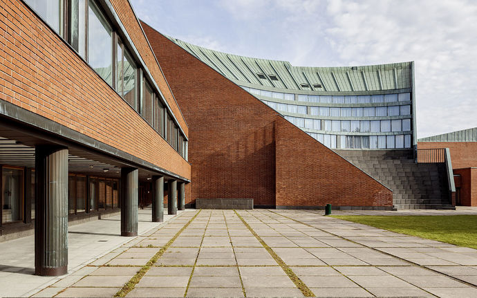 Aalto_University_y_block by tuomas uusheimo