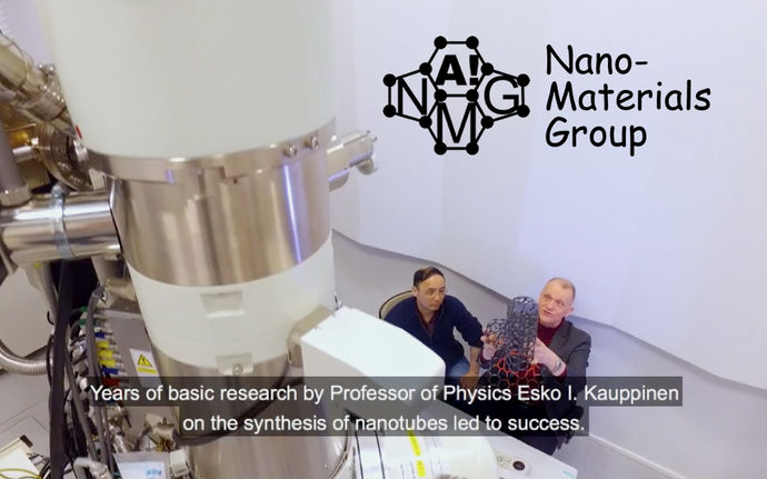Nanomaterials Group