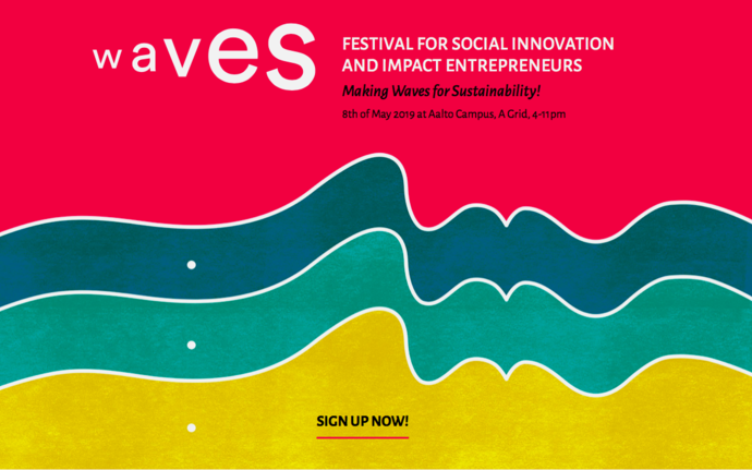 Waves festival by New Global / Sini Suomalainen