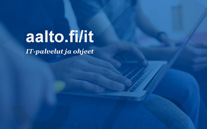 Kuva toimipisteestä: Aalto-yliopiston IT-palvelupiste, Otaniementie 14, huone R101