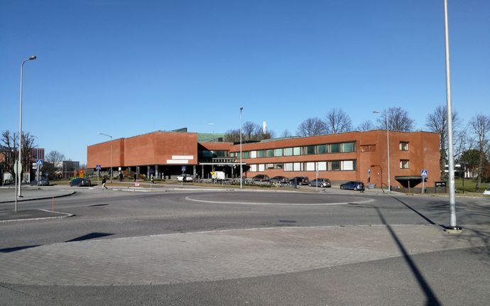 Photo of the Harald Herlin Learning Centre