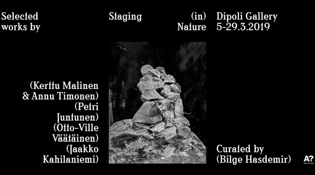 Dipoli Gallery Exhibition 5-29.3.2019