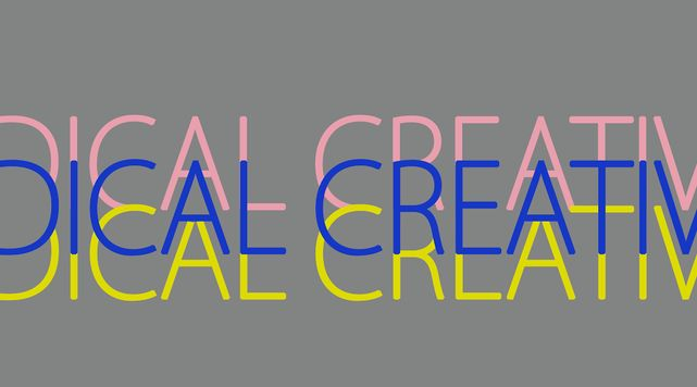 Radical Creativity research symposium
