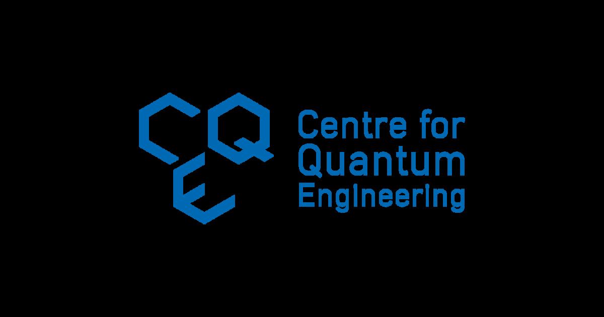 Centre for Quantum Engineering, CQE | Aalto University