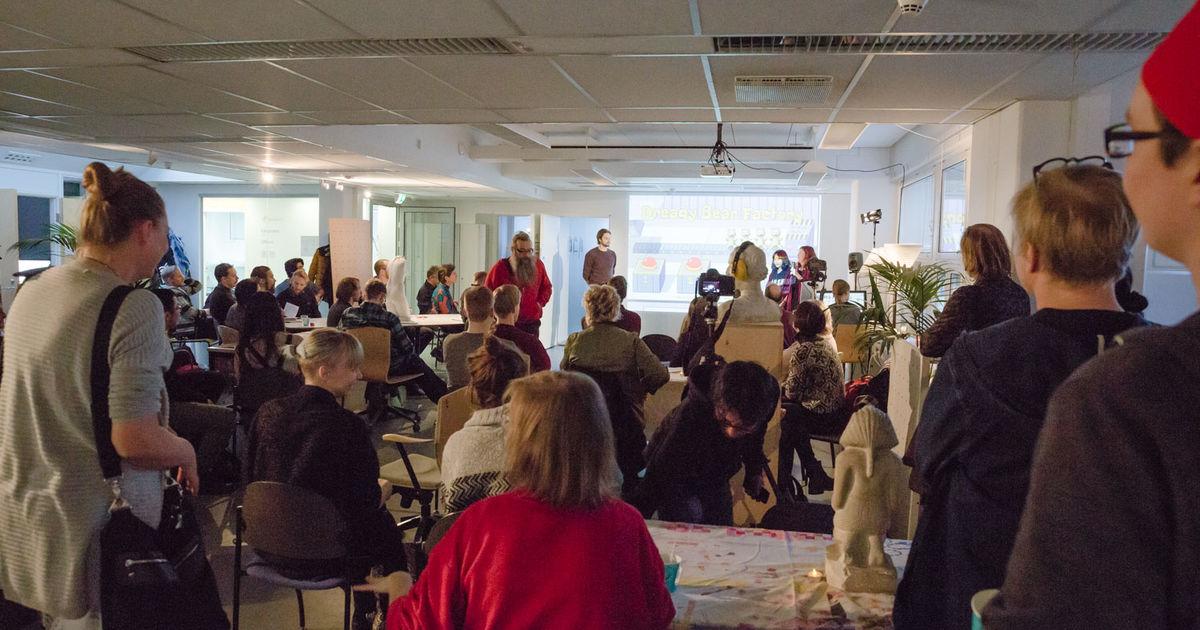 Media Lab Demo Days | Aalto University