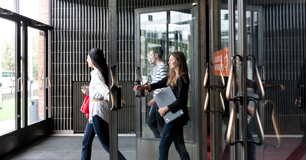 Access control changing on the Otaniemi campus    Aalto University