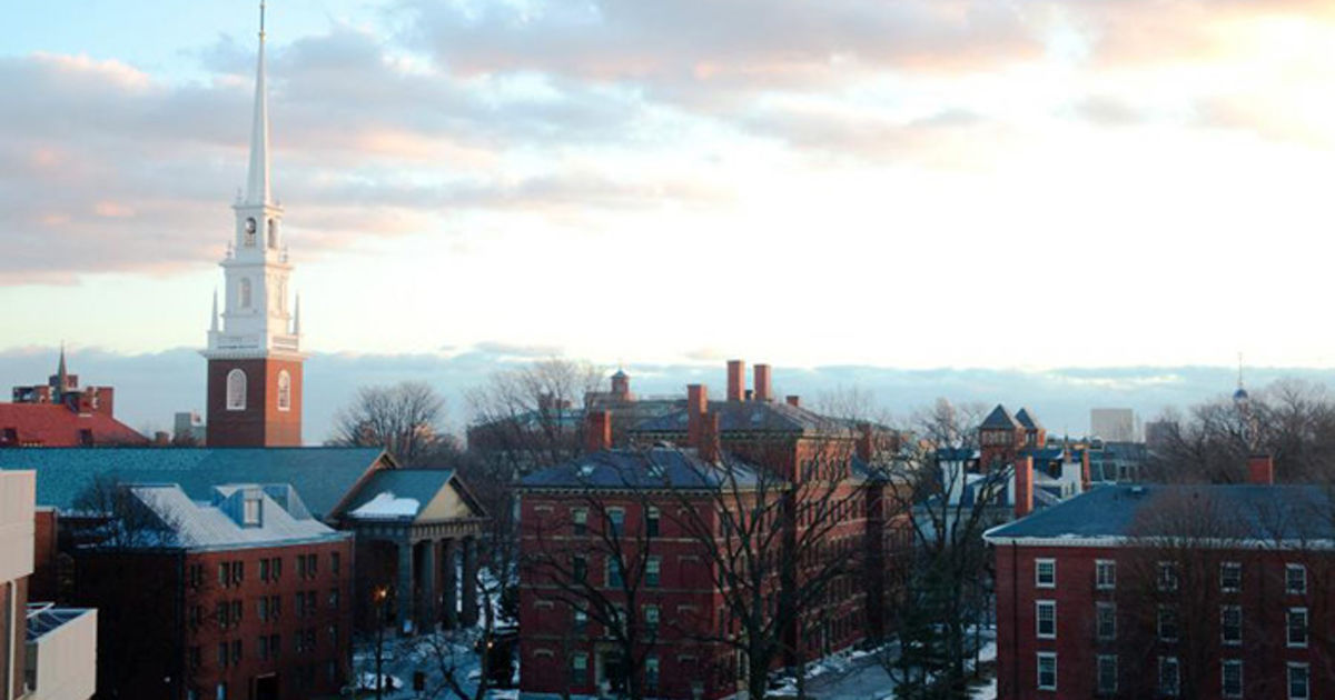 Harvard Yliopisto