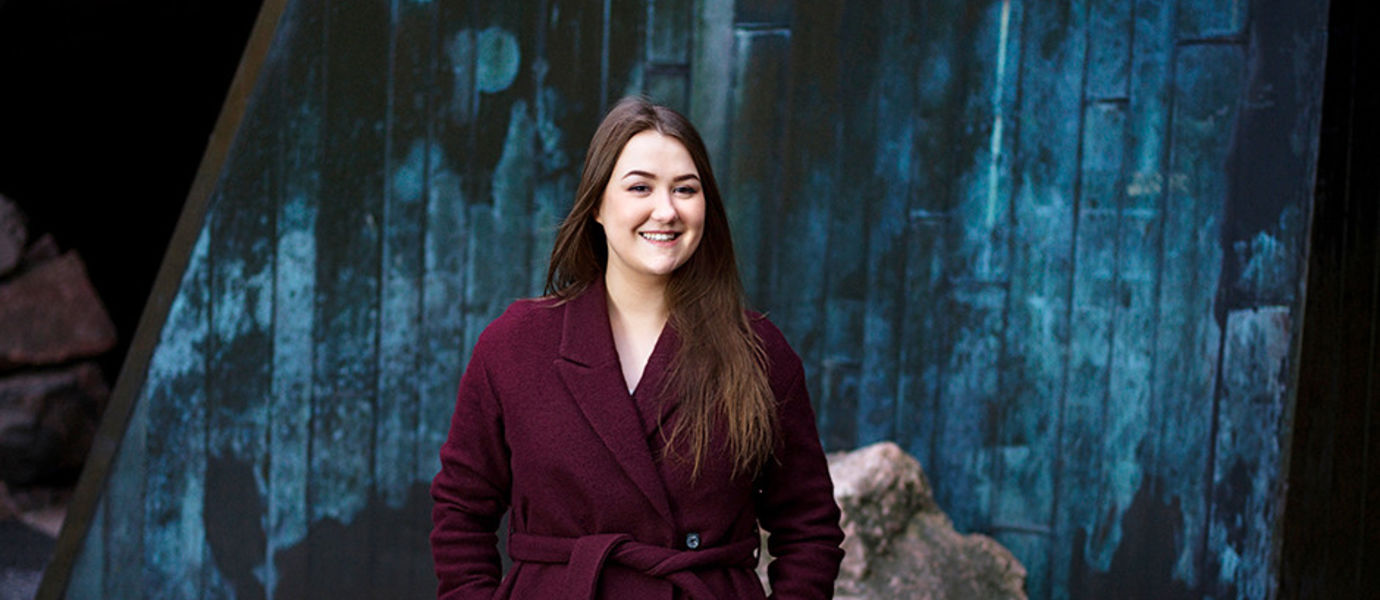 Aalto-yliopisto, Otaniemi stories: Anna Brchisky, Head of Marketing & Comms, Junction / kuvaaja: Sinikoski