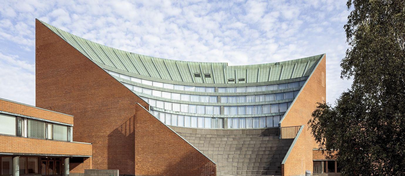 Otakaari 1 renovation | Aalto University