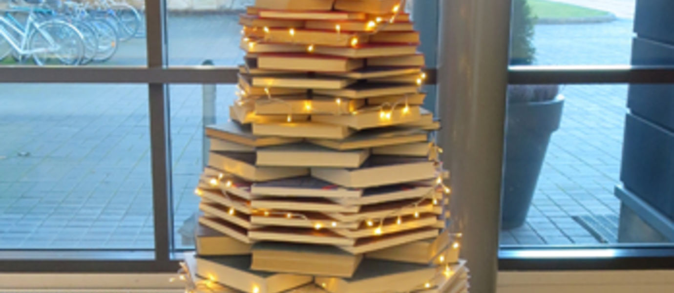 Aalto University / Christmas tree / Photographer Tuula Isohanni