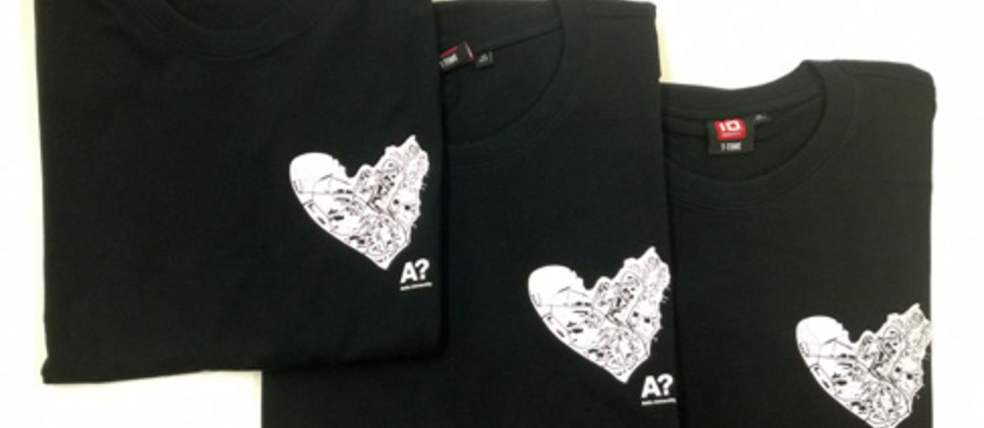 Aalto University / Heart t-shirt men