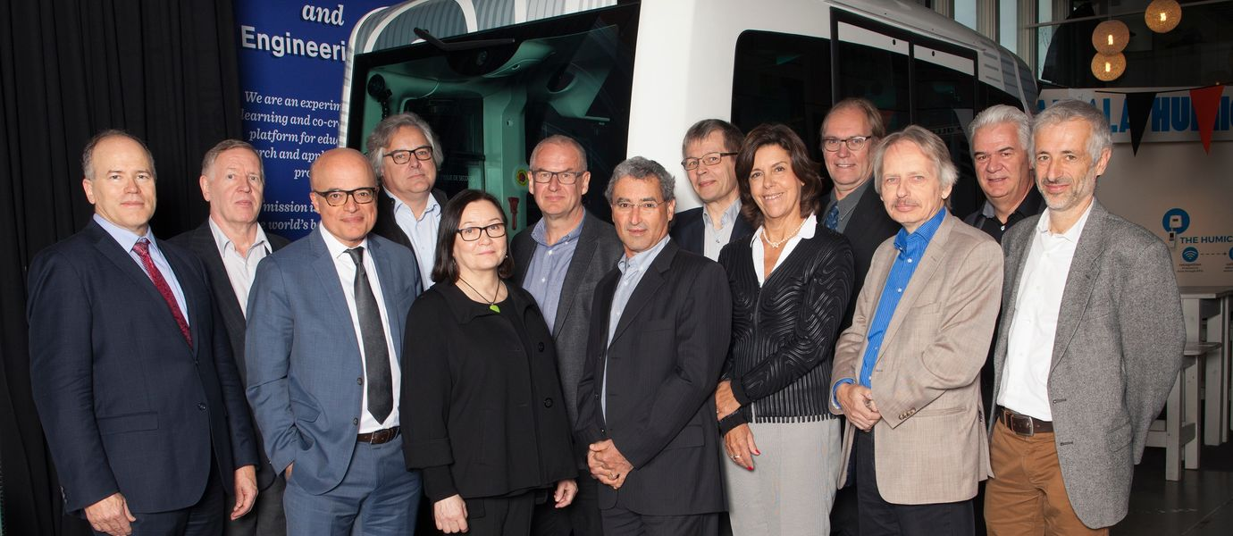 Members of the Aalto University School of Engineering Scientific Advisory Board