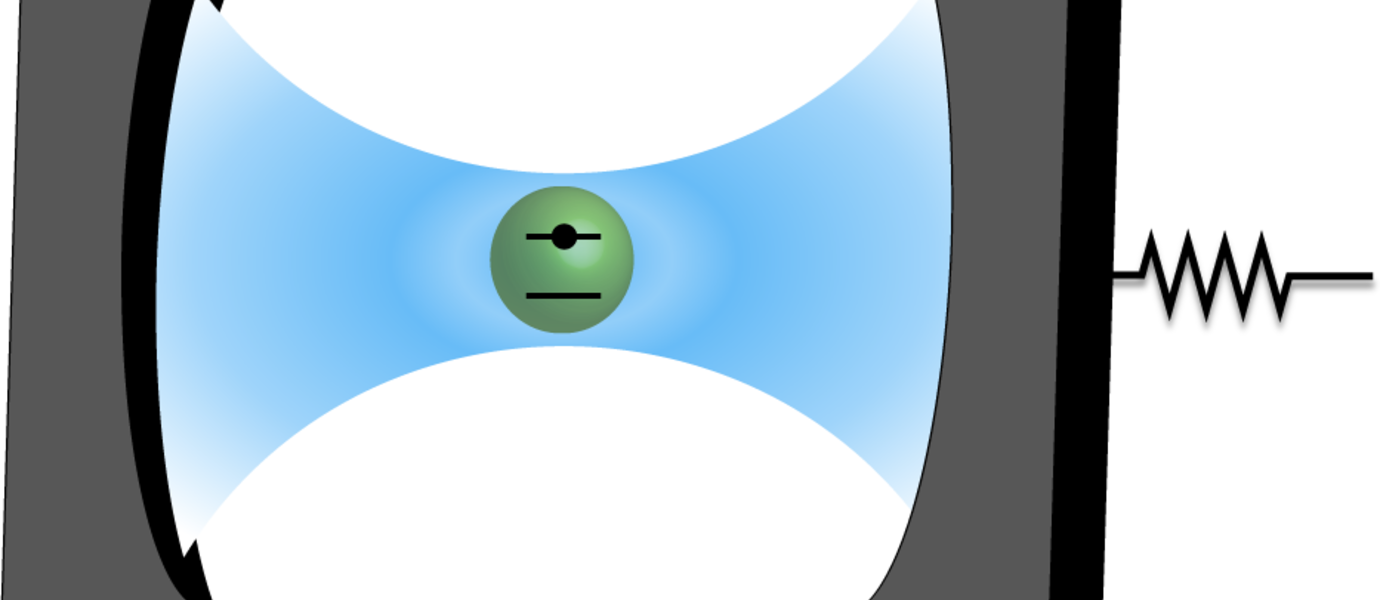 Mechanical oscillations mediated by superconductivity