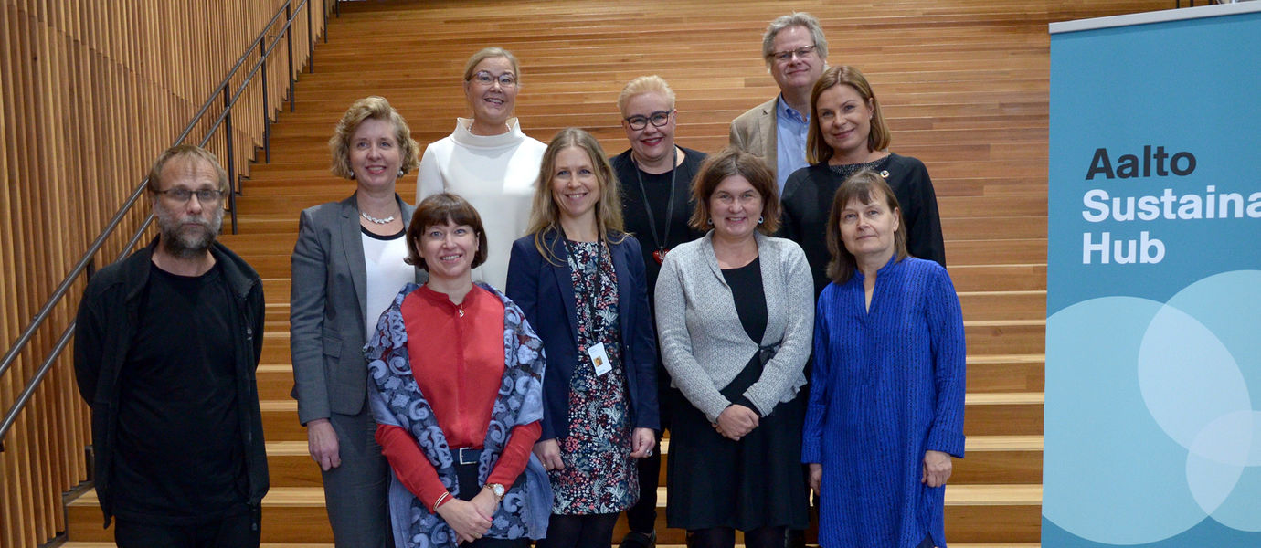 The Advisory Board held its first meeting on 2 November 2018 in Väre. Photo: Cvijeta MIljak