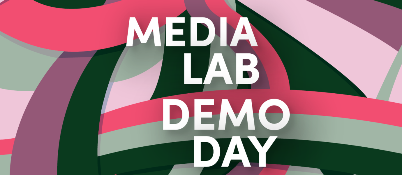 Media Lab Xmas Demo Day 2018