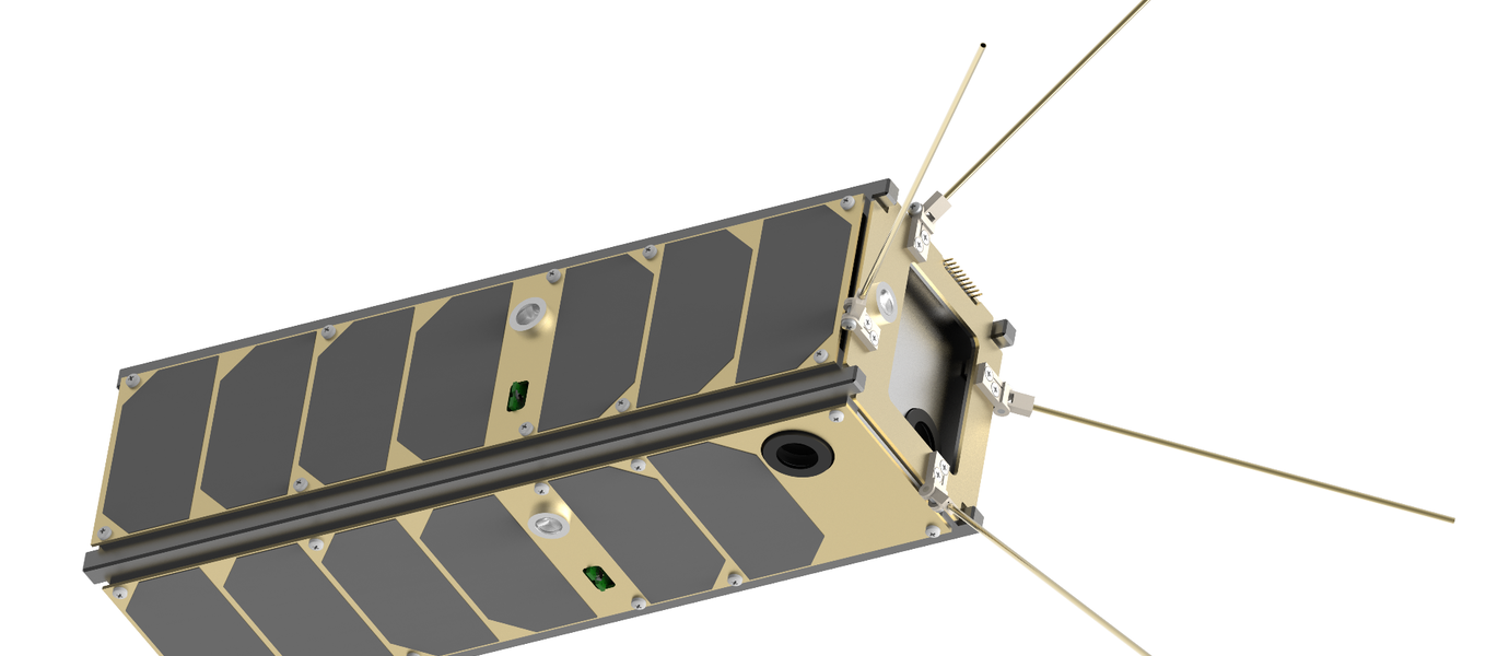 Foresail-1 satellite