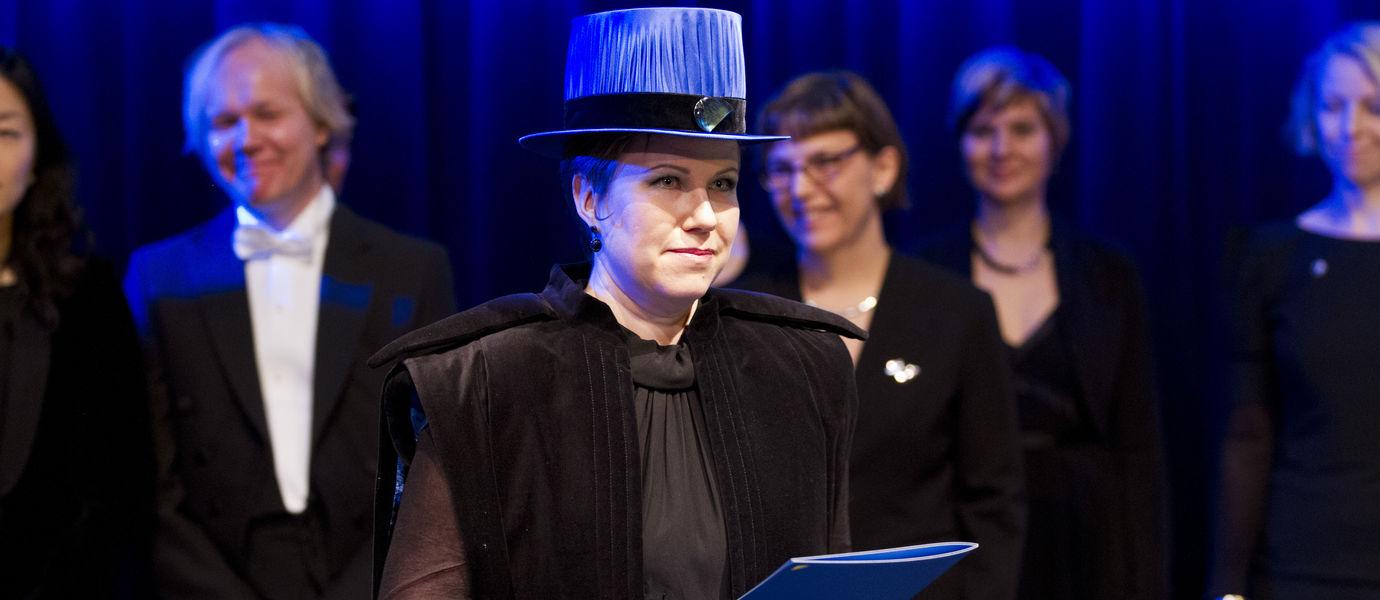 7395d984afd Ceremonial Conferment at Aalto University School of Arts