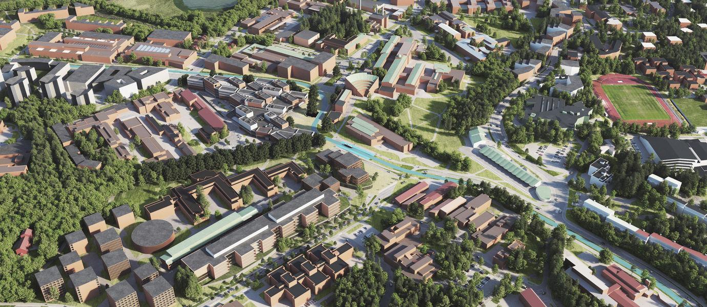 Milta Otaniemi Nayttaa Vuonna 2050 Aalto Yliopisto