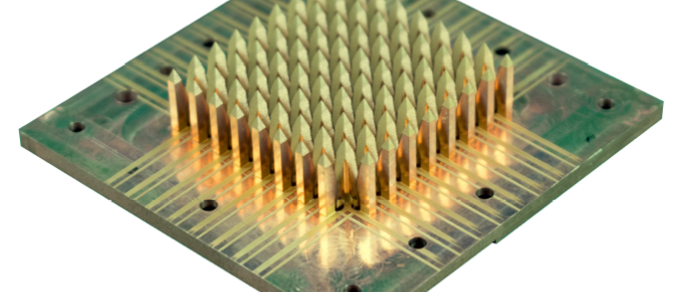 Millimeter-wave Vivaldi array