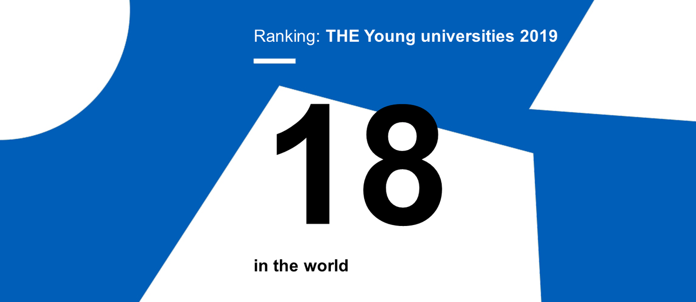 THE Young universities 2019