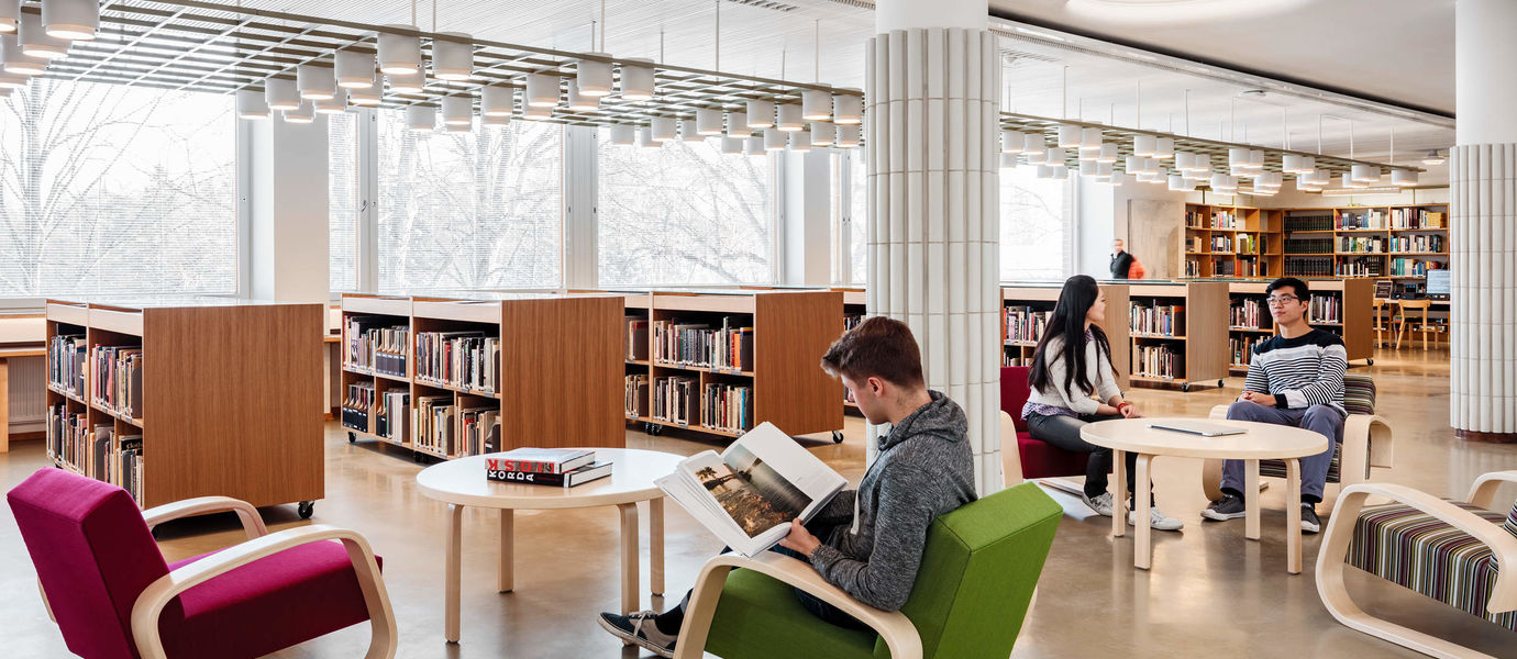 Aalto University Learning Centre