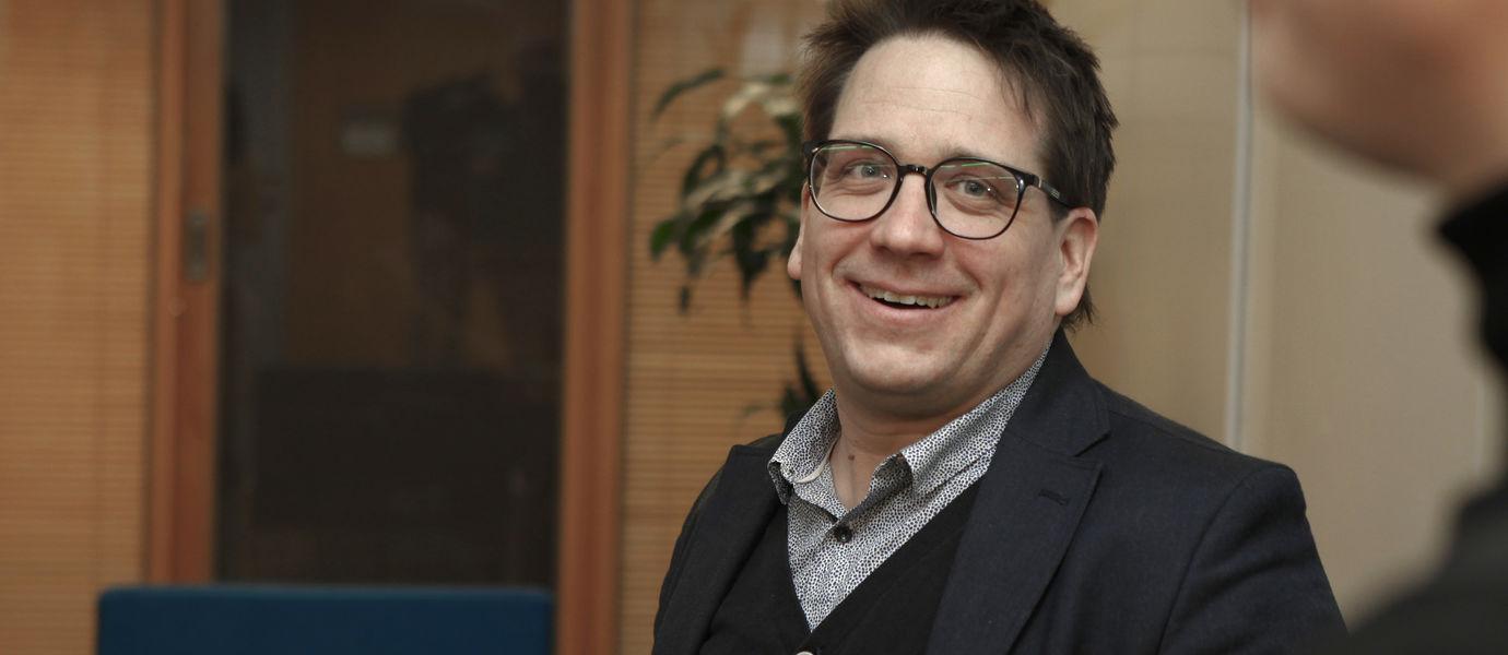 Professori Marko Keskinen