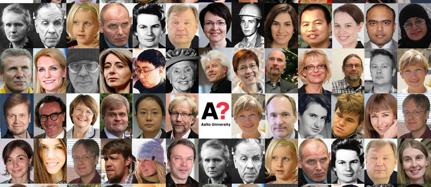 diversity of aalto people