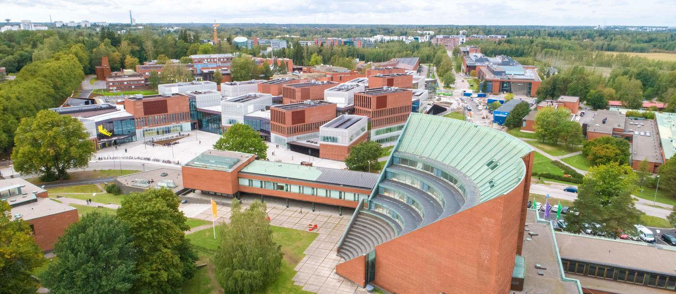 Aalto University Address