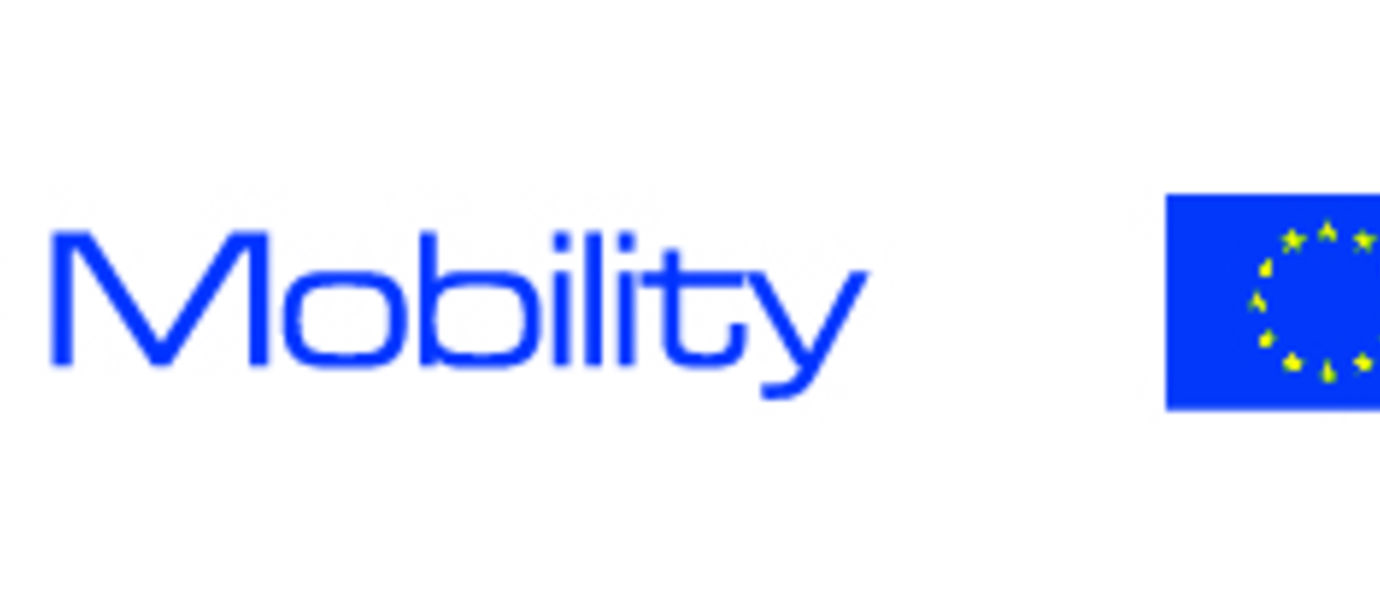 EIT Urban Mobility logo, EU flag with the text EIT Urban Mobility is supported by the EIT, a body of the European Union