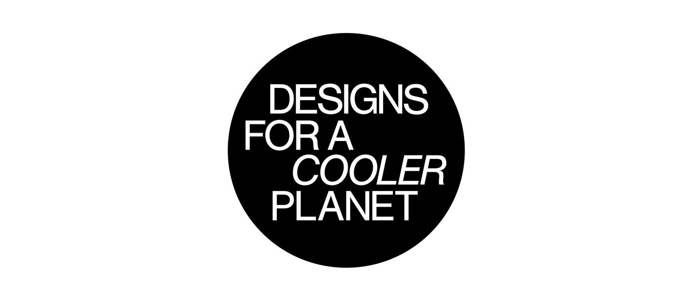 Designs for a Cooler Planet logo