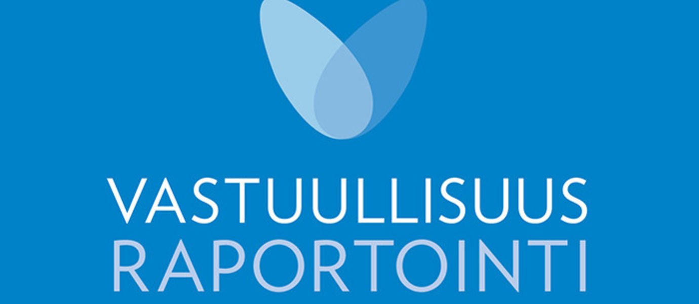 The winners of Finland's Responsibility Reporting Competition were awarded at Säätytalo in Helsinki on 25 November 2015.