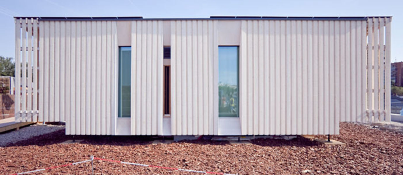 Luukku, nearly zero-energy house